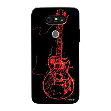 Capa Personalizada para LG G5/G5 SE Guitarra - MU11
