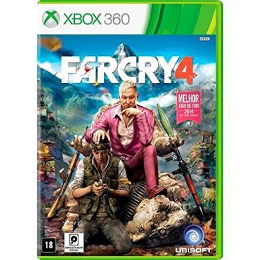 Farcry 4 Xbox Jogo Mídia Física X360 Ubisoft