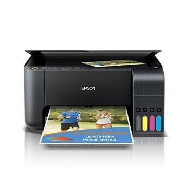 Impressora Multifuncional Epson Ecotank L3150 3 Em 1 Com Wi-fi Direct Integrado