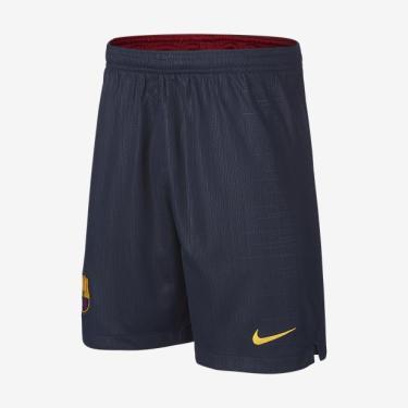 Shorts Nike Barcelona I 2018 19 Infantil 1f6d0f6d98342