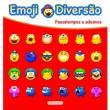 Livro - Emoji Diversão Vermelho: Passatempos e Adesivos