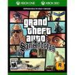 Grand Theft Auto: San Andreas - Xbox 360 & Xbox One