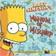 Bart Simpson's Manual of Mischief [With Sticker(s) and Collectible Cards] - Matt Groening - 9781608873104
