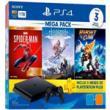 Vídeo Game Playstation 4 Mega Pack Hits V15 1TB 1 Console
