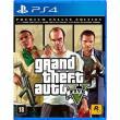 Jogo Grand Theft Auto V - Premium Online Edition - PS4