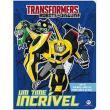 Quebra-cabeca - Transformers Robots In Disguise - Um Time Incrivel