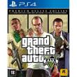 Grand Theft Auto V Premium Online Edition Gta V Gta 5 Ps4