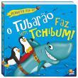 Planeta pop-up: O tubarão faz um tchibum!