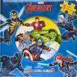 Avengers. Meu Primeiro Livro Quebra-Cabeças - Vários Autores - 9788506077849