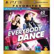 Game Ps3 Everybody Dance Favoritos