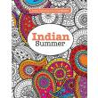 Really RELAXING Colouring Book 6: Indian Summer - A Jewelled Journey through Indian Pattern and Colour - Elizabeth James - 9781908707499