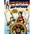 Zagor Especial Colorido 40 Anos - Volume 1 - Guido Nolitta - 9788578673437