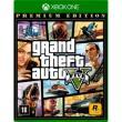 Jogo Grand Theft Auto V Premium Edition - GTA 5 - XBOX ONE