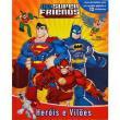 DC Super Friends - Heróis E Vilões