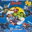 Avengers - Meu Primeiro Livro Quebra Cabecas - Melhoramentos
