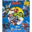 Avengers - Meu Primeiro Livro Quebra-cabecas
