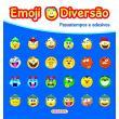 Emoji Diversão Azul. Passatempos e Adesivos: 01 - Vários Autores - 9788539422432