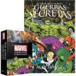 Box Marvel - Guerra Civil / Guerras Secretas - 1ª Edição + Pôster