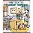 Calvin E Haroldo: Deu Tilt No Progresso Cientifico