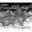 Great Migrations: Official Companion to the National Geographic Channel Global Television Event - K.M. Kostyal - 9781426206443