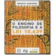 ENSINO DE FILOSOFIA E A LEI 10.639