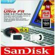 Sandisk Ultra Fit Usb 3.0 Flash Drive 64gb 150mb/s