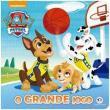 Patrulha Canina - O grande jogo - Ciranda Cultural - 9788538083429