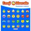 Livro - Emoji Diversão Azul: Passatempos Diversão