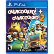 Overcooked & Overcooked 2 - Ps4
