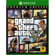 Game Grand Theft Auto V Premium Online Edition - Xbox One