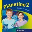 Planetino 2 - 3 Audio-cds Zum Kursbuch